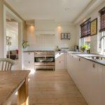 rolety wolnowiszące w kuchni